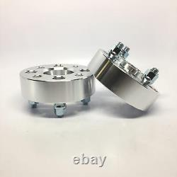 2 Pieces Hub Centric Wheel Spacers Adapters 4x100 50MM Fits Scion xA xB WideBody