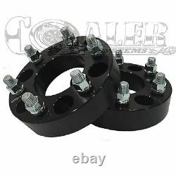 2pcs 1.5inch Wheel Spacers 6x13514x2.0 Studs Fits Ford F-150 Lincoln Navigator