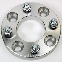 4PC Wheel Spacer Adapters 4x100 CB 71MM Thick 1.25 STUD 12X1.5 Fit Honda Nissan