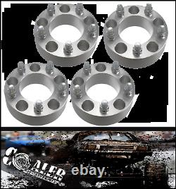 4X Wheel Spacers Adapters Set 5x135 to 5x135 2 14x2 Studs Fits Ford F150 NEW