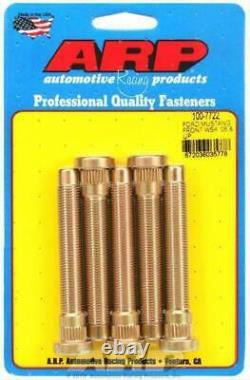 ARP Wheel Stud Kit Fits Ford Mustang 05+ Front (Set of 5) 100-7722