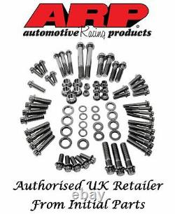 ARP fits SB Ford 289-302 with1/2 straps main stud kit