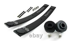 Fits 1991-1994 Ford Explorer 2 Front + 2 Rear Leveling Lift Kit Extenders 4WD
