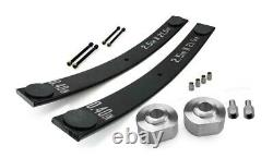 Fits 83-96 Complete 2 Front + 2 Rear Steel Lift Level Kit Ford Ranger 4WD