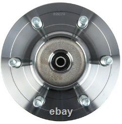 New Front Wheel Hub and Bearing Assembly with Warranty Fits 4WD Ford F150 6 Stud