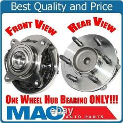 Wheel Bearing and Hub Assembly Front WH550220 Fits For 11-14 F150 6 Stud RWD